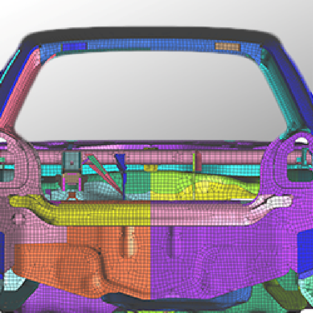 MSC Nastran - Finite Element Analysis